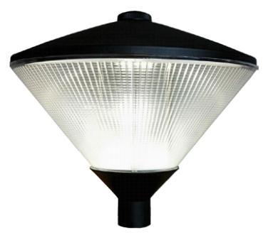 LED post tops